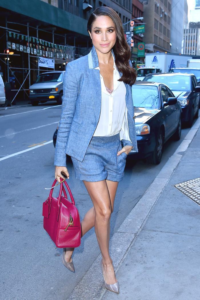 The Elongating Heels Meghan Markle Wears On Repeat Who What Wear
