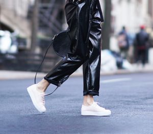 3 Ways You Didn't Know You Could Wear Sneakers