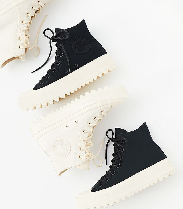 Lift Ripple Hi Top Sneaker