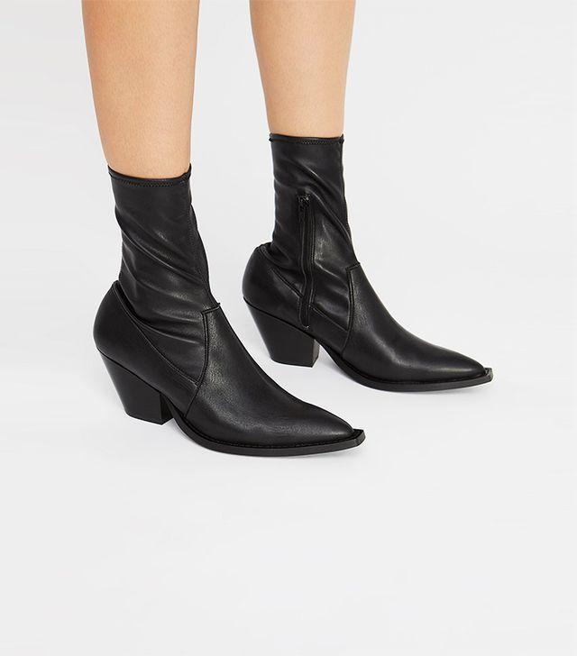 Free People Vegan Gauntlet Boot