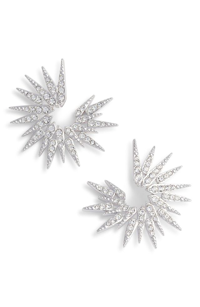Sparkle Burst Earrings