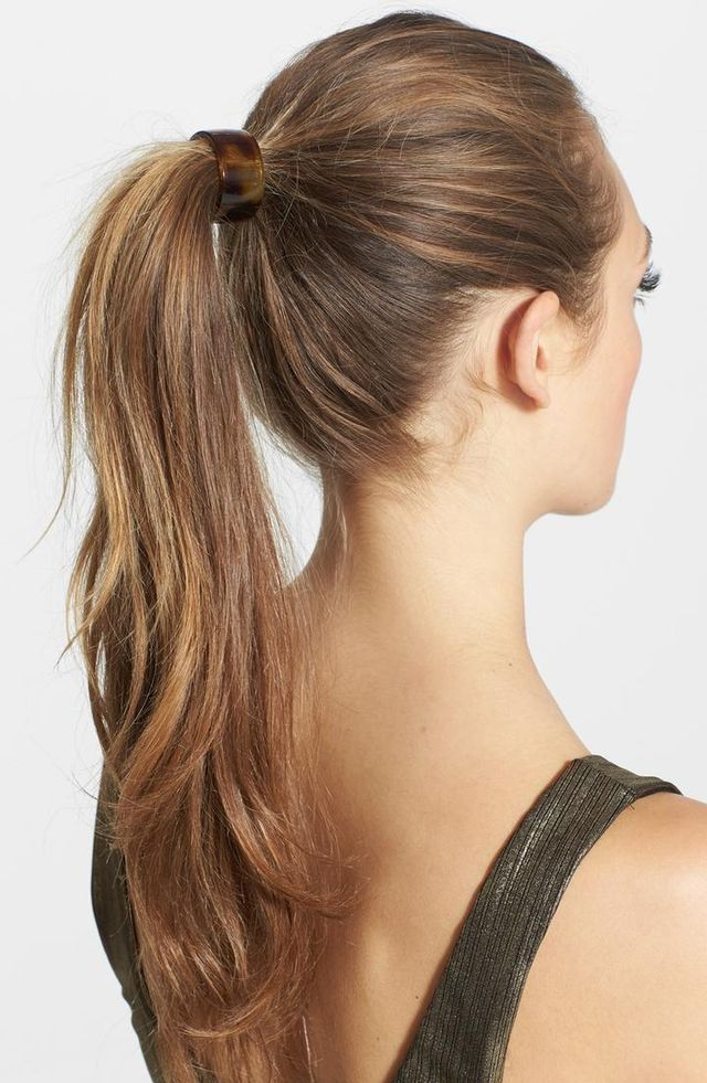 Elodie Cuff Ponytail Holder