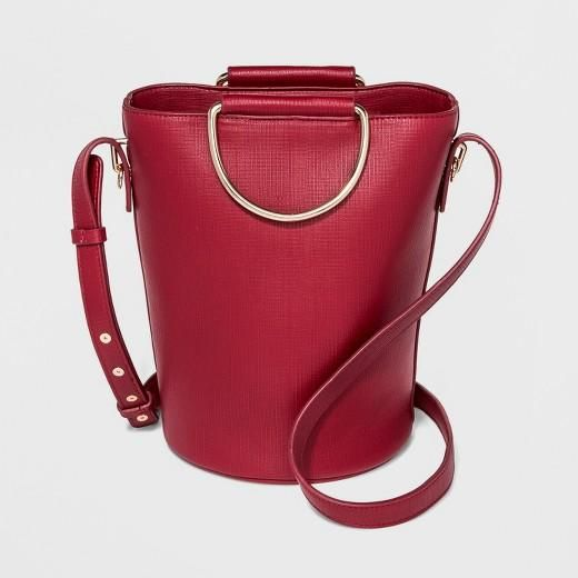 Ring Bucket Handbag