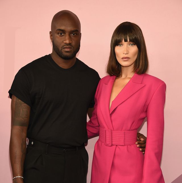 IKEA Collection With Virgil Abloh: Bella Hadid
