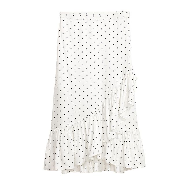 H&M Polka-Dot Skirt (£24.99)