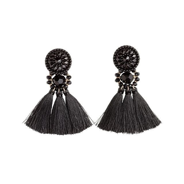 H&M Earrings with Tassels (£8.99)