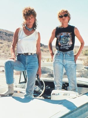 23 of the Most Iconic Denim Looks We're Still Copying Today