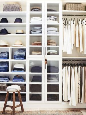 This Is Exactly How Martha Stewart Would Organize Your Closet