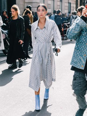 The Classic Dress Trend to Break Out Again