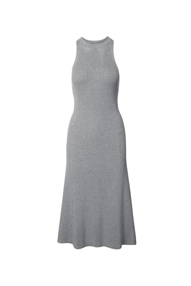 Banana Republic Life in Motion Performance Silk-Cotton Sweater Dress