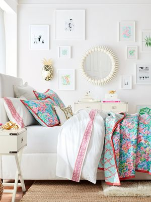 Exclusive: Get a First Look at Pottery Barn's New Lilly Pulitzer Line