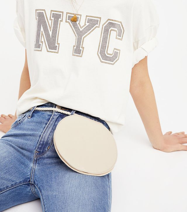 Round We Go Pocket Belt by Free People