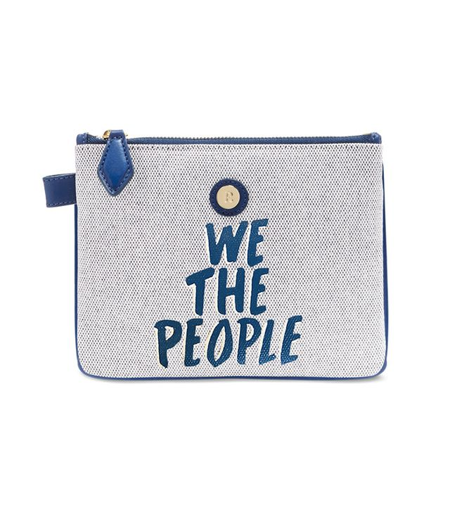Paravel We the People Zip-Top Pouch