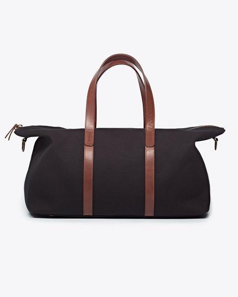 Nisolo Weekender Bag