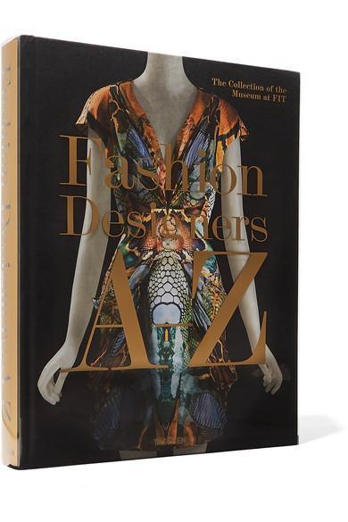 Fashion Designers A-z Hardcover Book