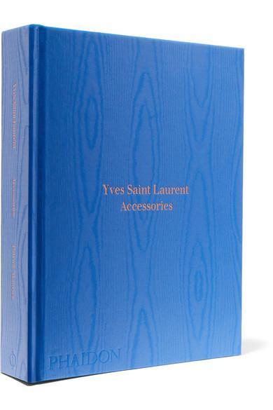 Yves Saint Laurent Accessories Hardcover Book