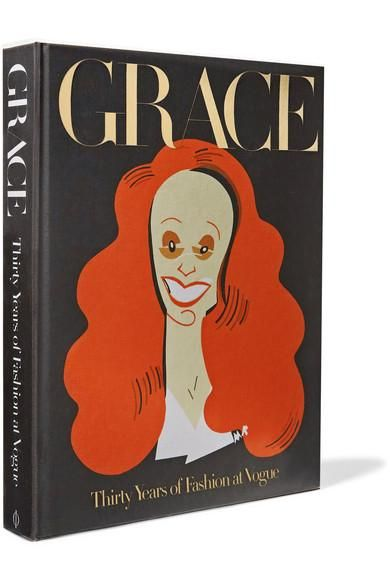 Grace: Thirty Years Of Fashion At Vogue Hardcover Book