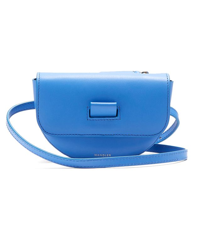 Wandler Anna Leather Belt Bag