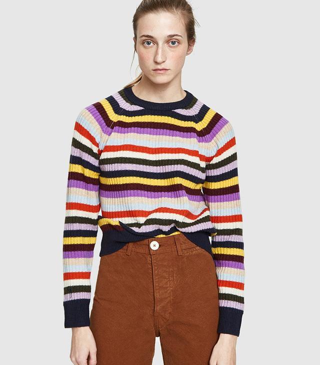 Mercer Multicolor Pullover