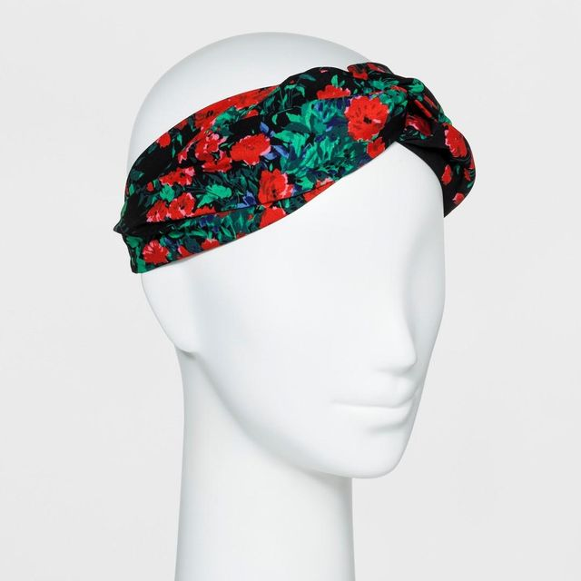 Printed Headwrap Fashion Scarf