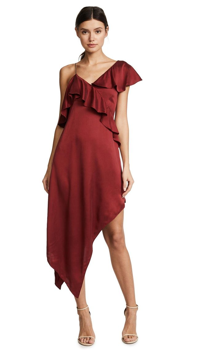All You Need is Love Asymmetrical Dress
