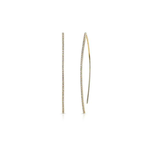 Anne Sisterone Wishbone Earrings