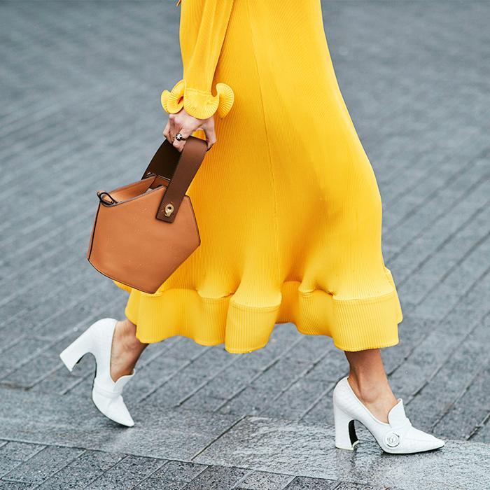 best yellow dresses