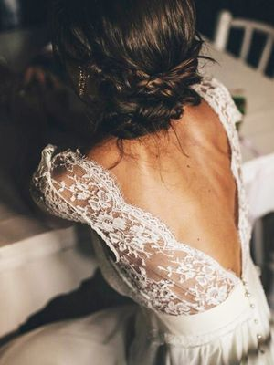 What I'd Wear to My Wedding If I Could Do It Again