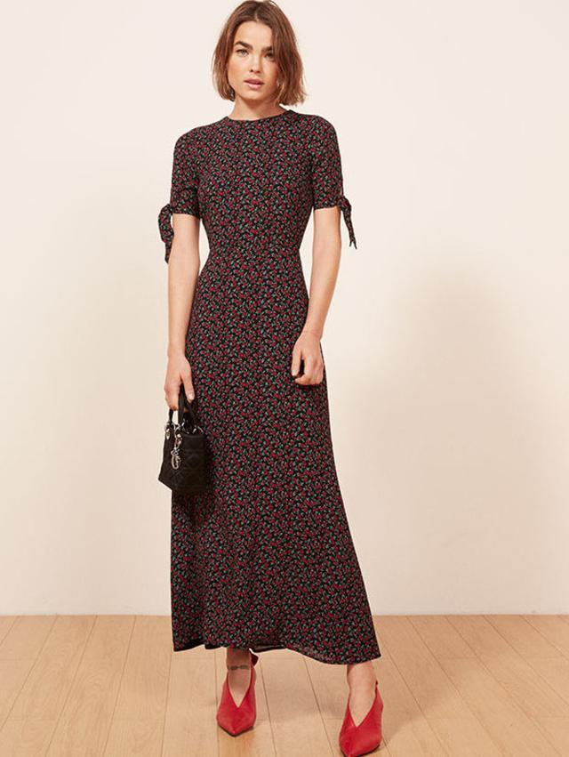 Reformation Amsterdam Dress