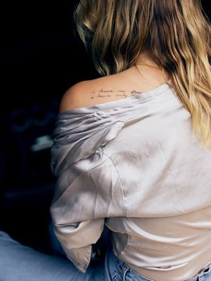 10 Impossibly Tiny Tattoo Ideas to Get With Your Best Friend