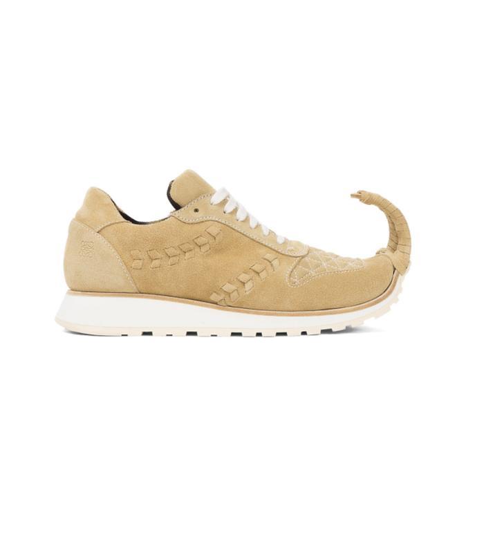 Shop Loewe's Dinosaur Sneakers | Who