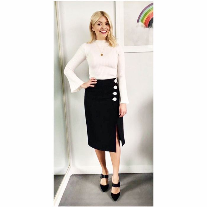 Holly Willoughby Karen Millen Shoes