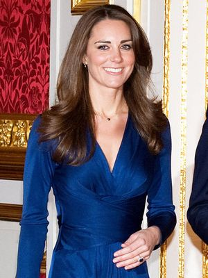 It's Back: Kate Middleton's Iconic Engagement Dress Is Finally Restocked