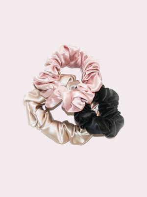 We're Calling It: These Silk Scrunchies Are 2018's Best Hair Accessory