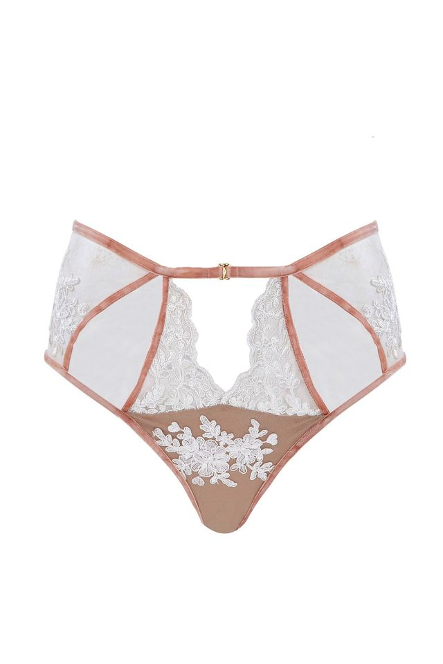 For Love & Lemons Noemi Illusion Panty