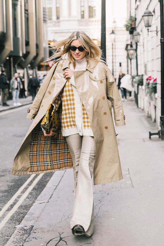 Try layering in similar colours.
