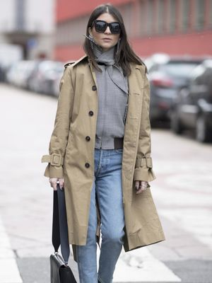 We Know It's A Classic, But You've Never Seen Trench Coats Like These Before