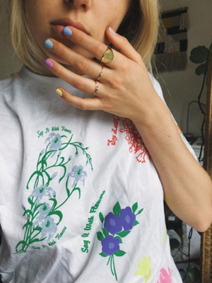 This Is the #1 Spring Nail Trend We're Seeing All Over Instagram