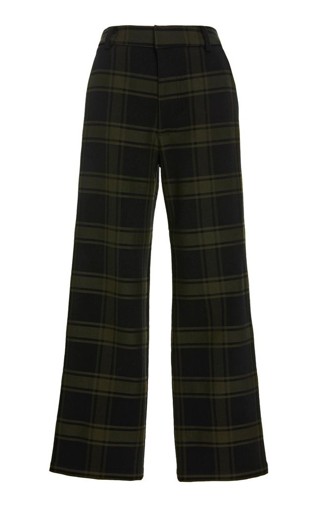 Hesperia Plaid Trouser
