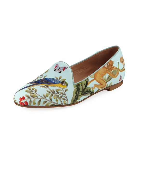 Amazonia de Gournay Jacquard Loafer