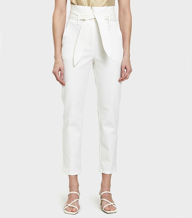 Jude Pants in White