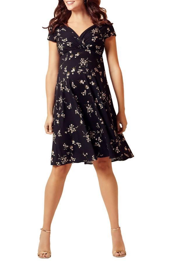 Alessandra Floral Maternity/Nursing Dress