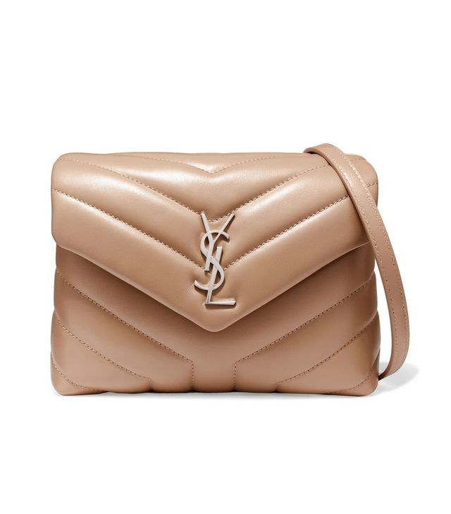 Loulou Quilted Leather Shoulder Bag