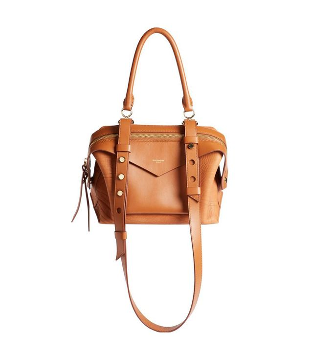 Small Sway Leather Satchel