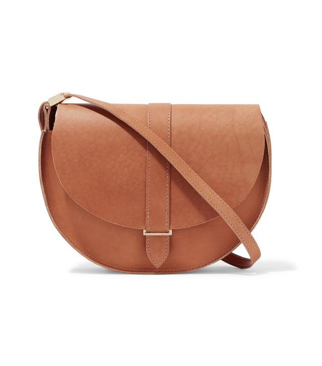 Lulu Supreme Leather Shoulder Bag