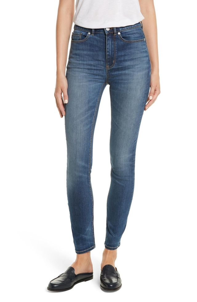 Clemence Skinny Jeans