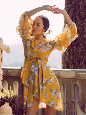 These Dresses Were Made for Your Roman Holiday (Real or Imaginary)