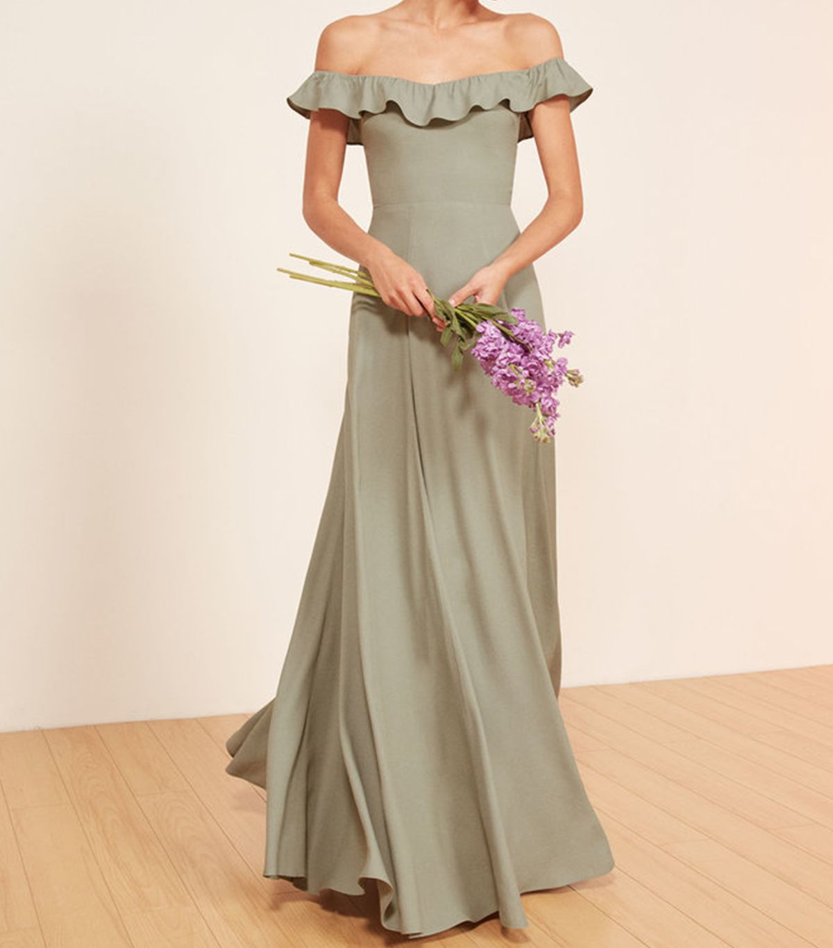 The prettiest bridesmaid dresses for a country style wedding this dress already looks so good with a bouquet in hand available in size 0 to 12 ombrellifo Image collections