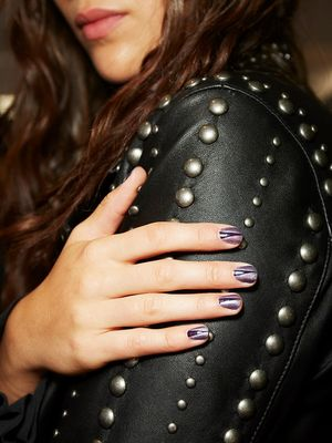 This Manicure Style Is Trending by 792% on Pinterest