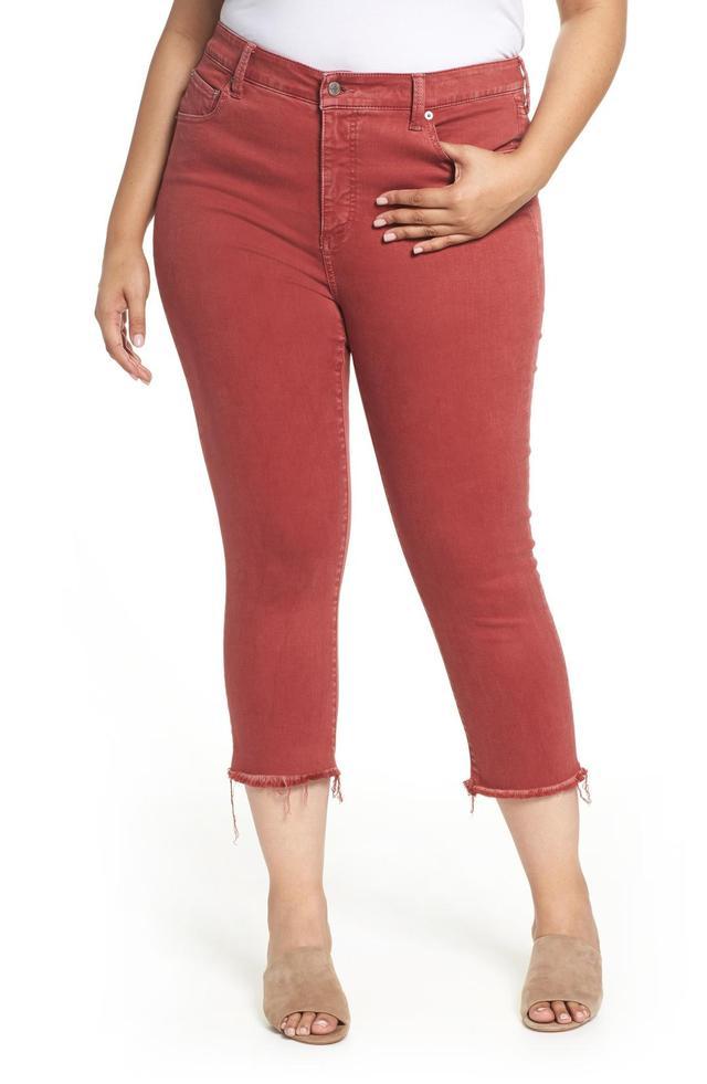 Emma Crop Jeans
